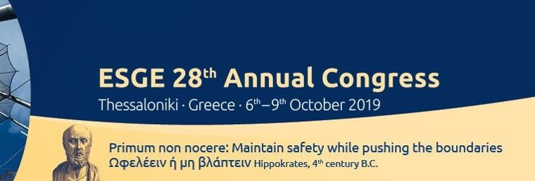 PlantTec Medical GmbH at the 28th Congress of the ESGE in Thessaloniki