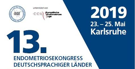 Video lecture by Prof. Dr. Krämer at the 13th Endometriosis Congress of German-speaking Countries, 23-25 May 2019 in Karlsruhe, Germany