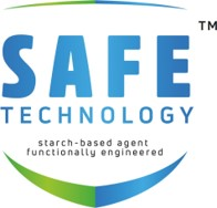 #3: Because 4DryField is produrced with the SAFE technology: starch-based agent functionally engineered